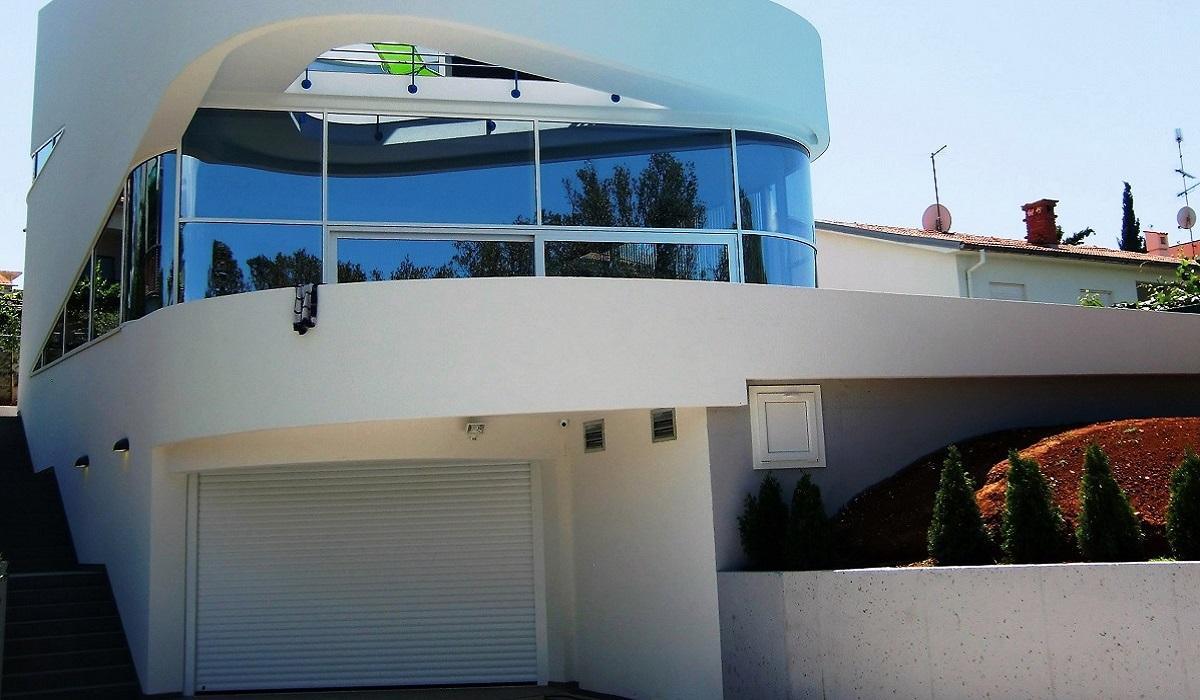ROLO Adistrum garažna vrata PJEŠČANA UVALA