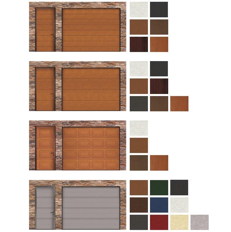 VRATA 2 garažna vrata adistrum montaža i prodaja